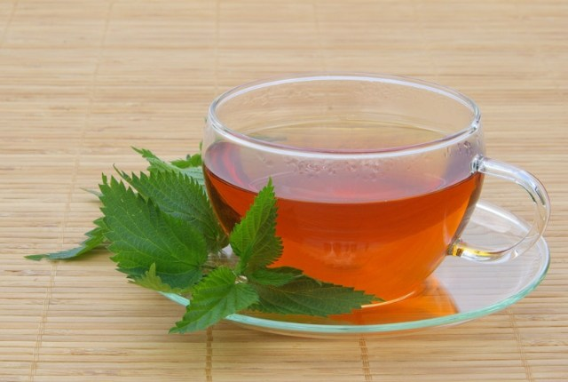 лекарственный чай