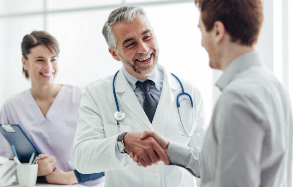 La consulta del doctor