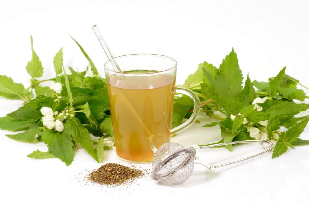напитки из лекарственных трав