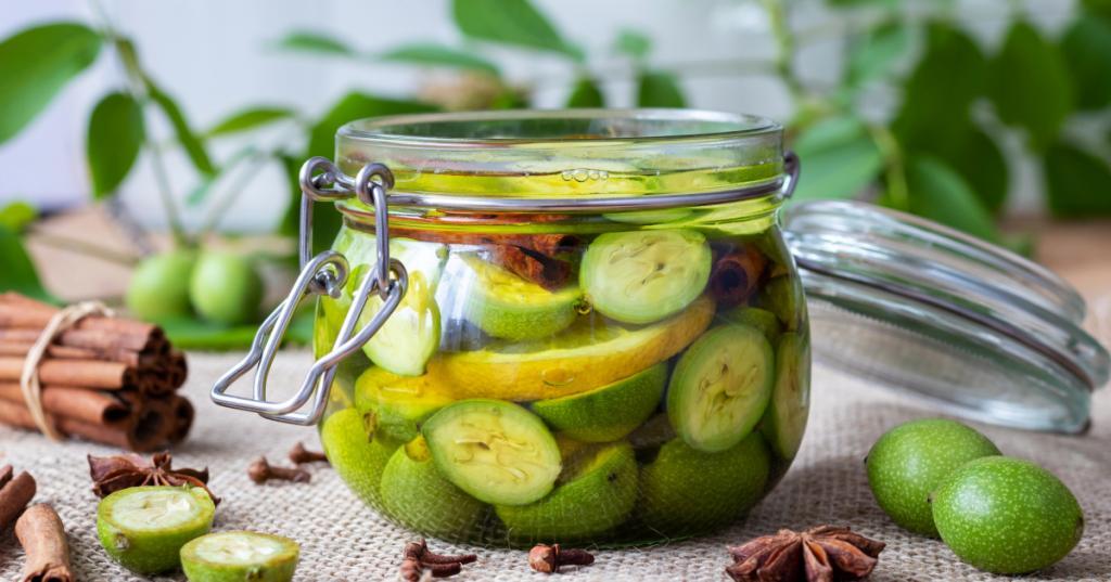 лечение грецкими орехами в народной медицине