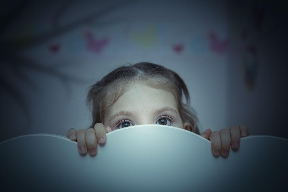 симптомы испуга у ребенка